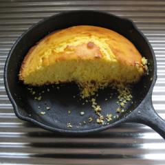 cast-iron-cornbread