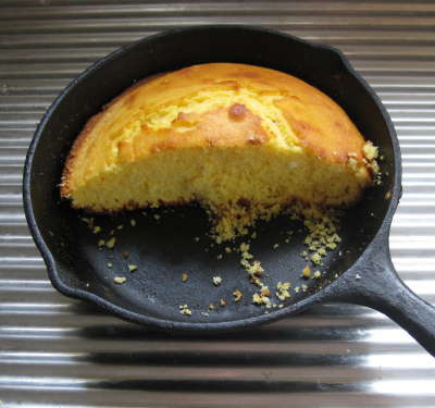 cast-iron-cornbread