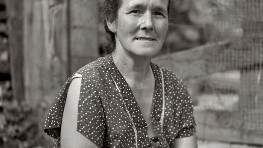 mountain-woman