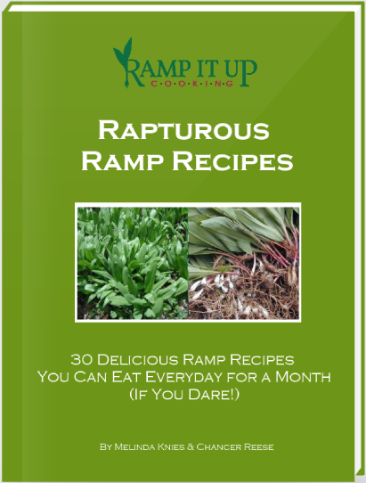 Get our best ramp recipes